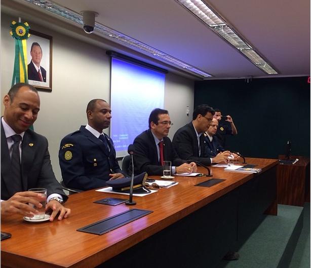 14/05 PLENÁRIA DA CONFERÊNCIA NACIONAL DAS GUARDAS MUNICIPAIS NA CÃMARA DOS DEPUTADOS