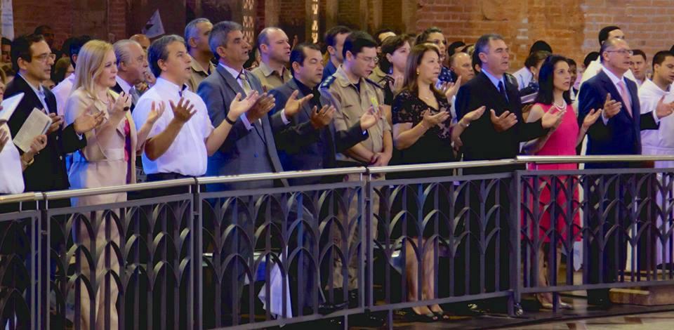Missa Solene de Nossa Senhora Aparecida